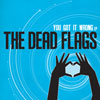 the dead flags ep cover